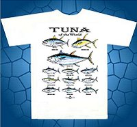 tuna of the world